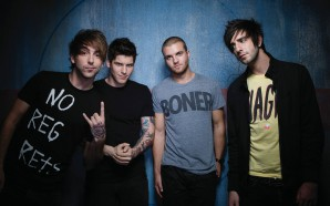 Charla rápida con All Time Low