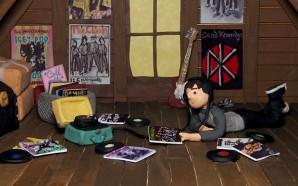 """""""What Is Punk?"""", un libro para enseñar a los niños…"""