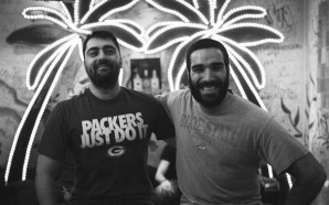 Ocean Rock Bar: Victor y Alberto