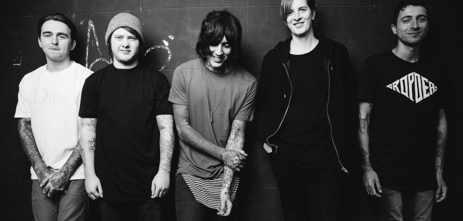 Oli Sykes Bring Me The Horizon Demos Thats The Spirit on el fantasma mi 445
