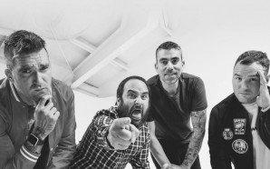 New Found Glory publican vídeo para 'Barbed Wire'