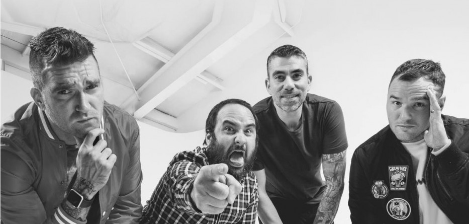 new found glory 2017