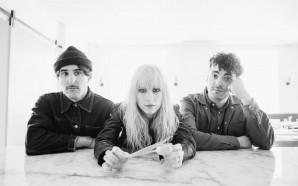Paramore anuncian concierto en Barcelona (único en España)
