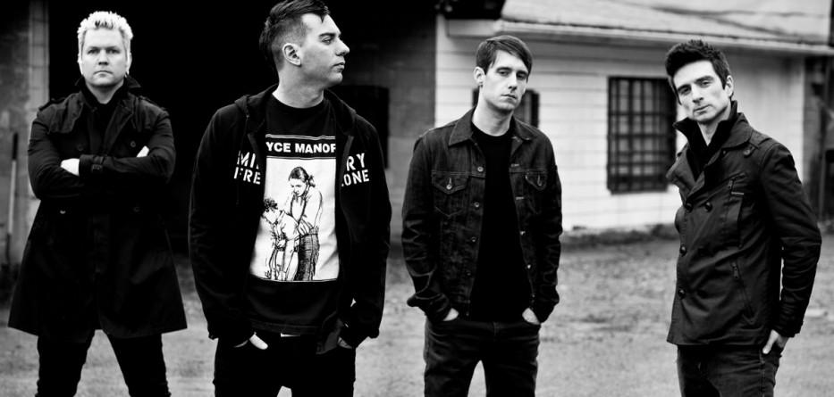 Anti-Flag anuncian conciertos en España para enero (Madrid, Vitoria, Zaragoza y Badalona)