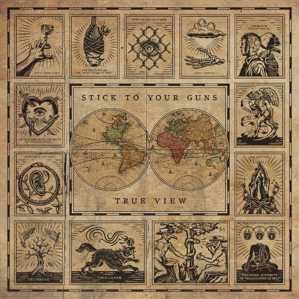 stick to your guns - true view