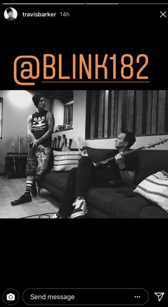 nuevas canciones blink-182