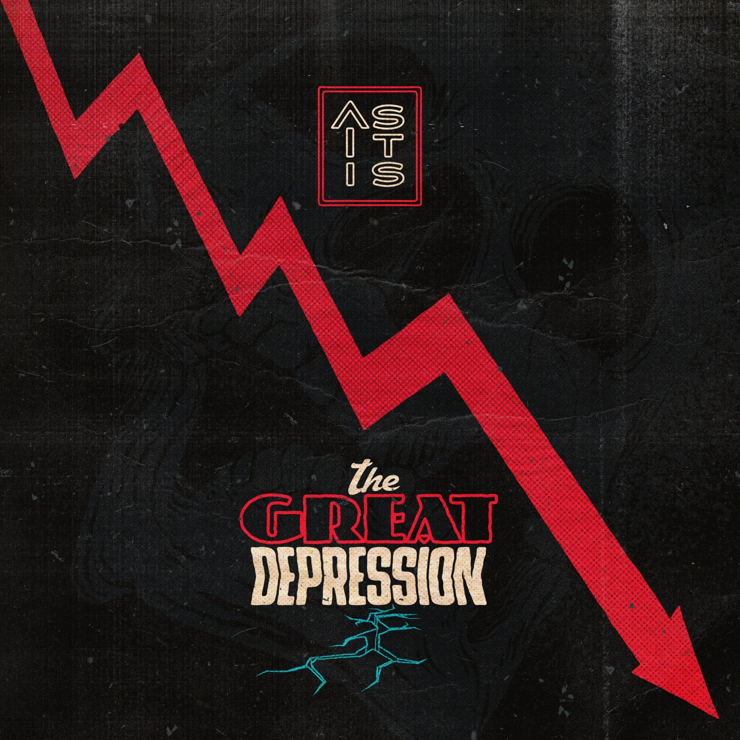 as it is the great depression cover