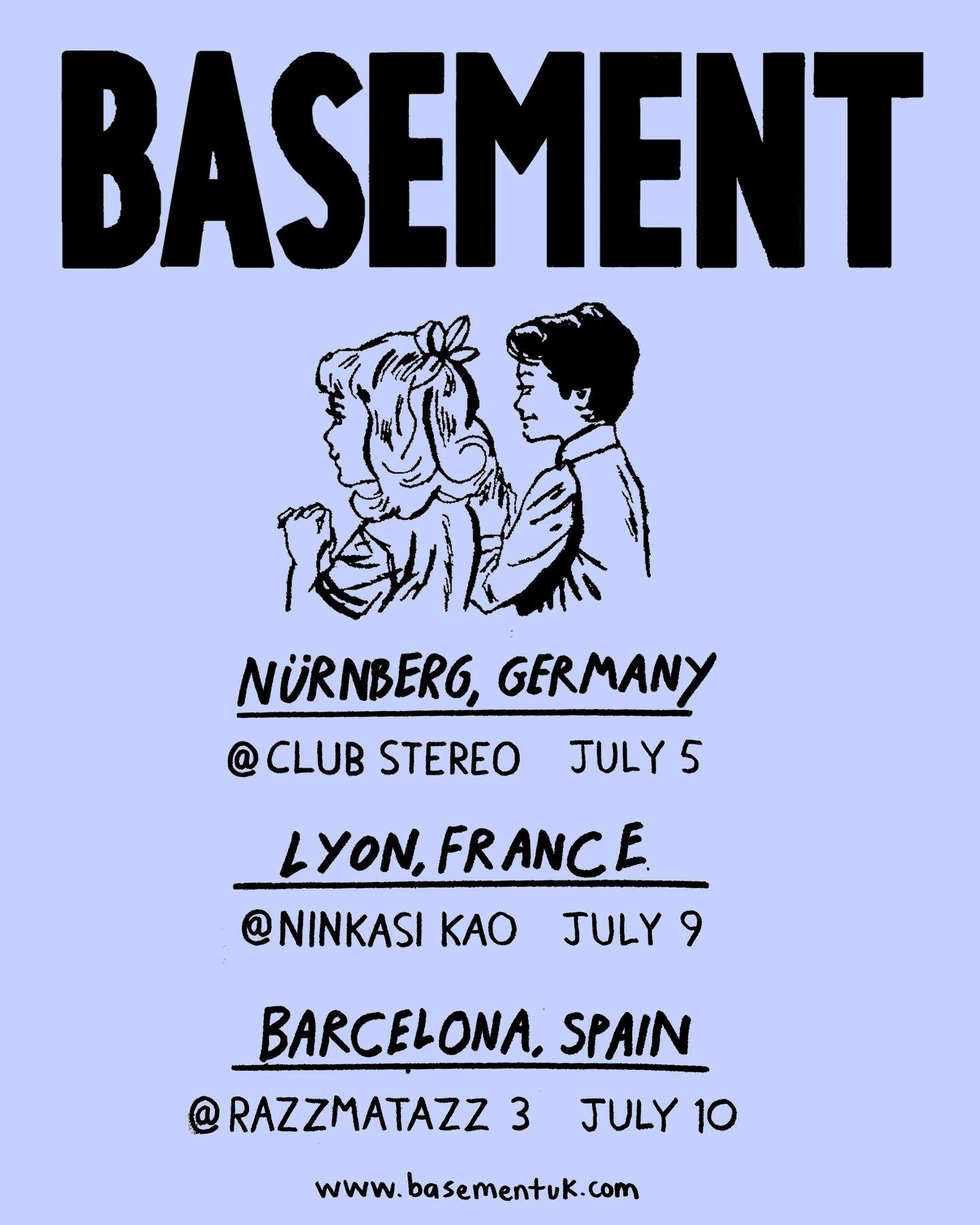 basement barcelona 2018