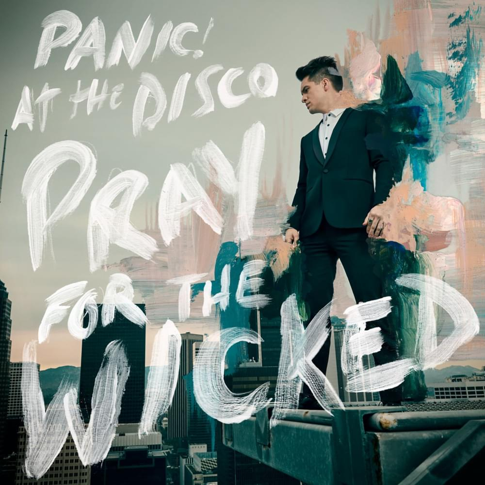 panic at the disco pray for the wicked cover