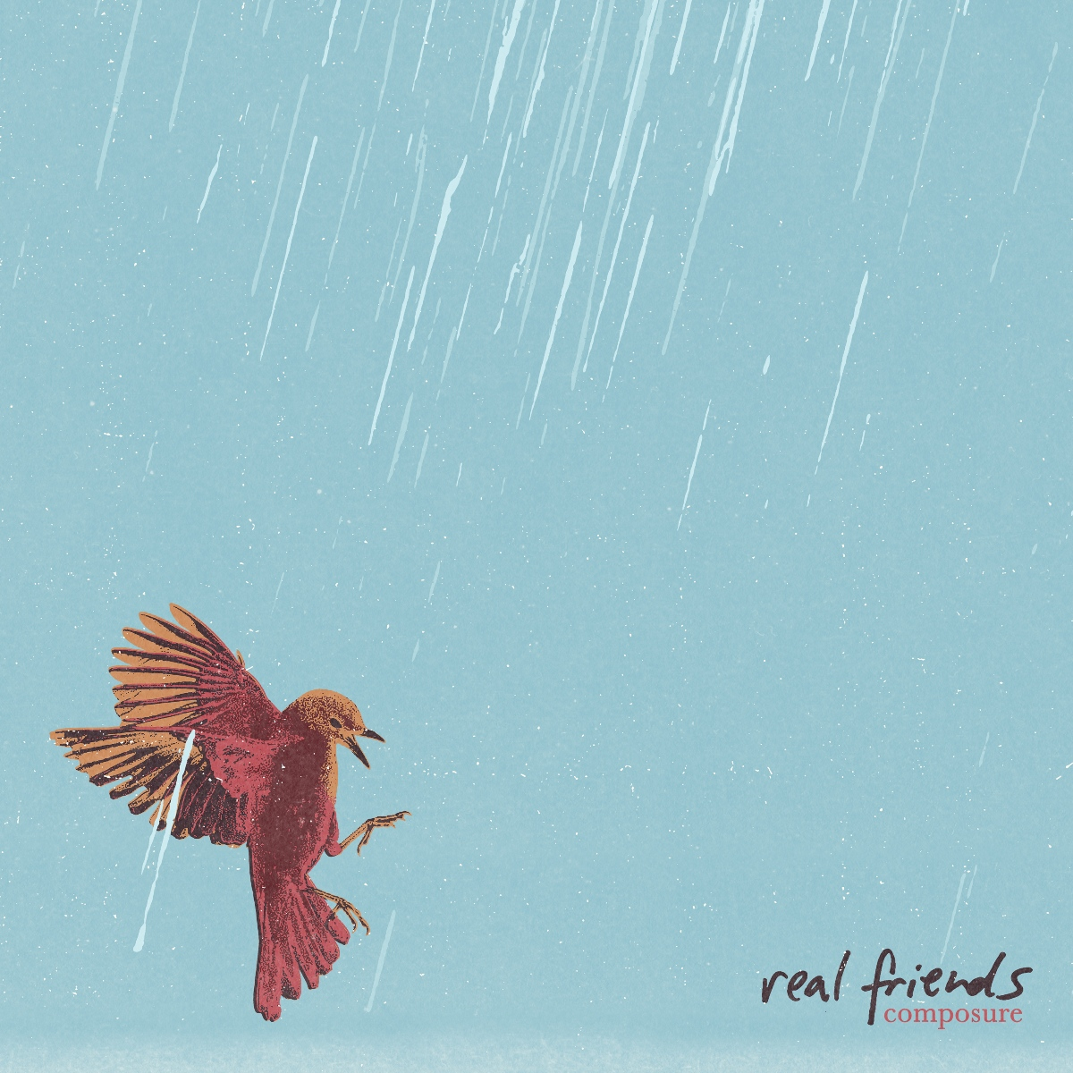 real friends composure portada