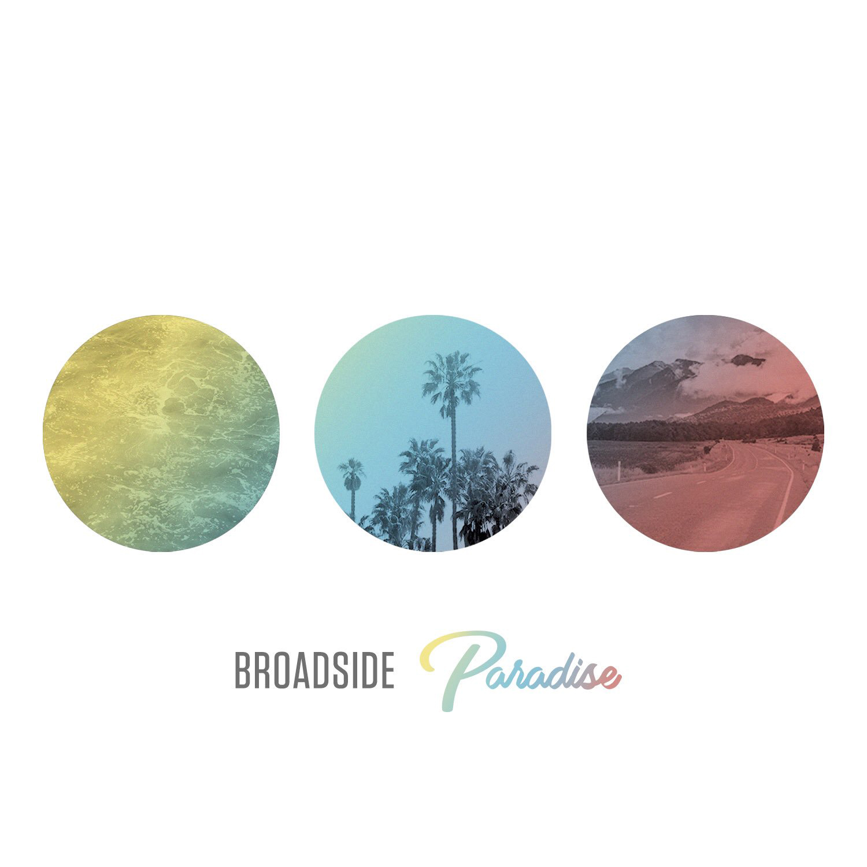 broadside - paradise artwork