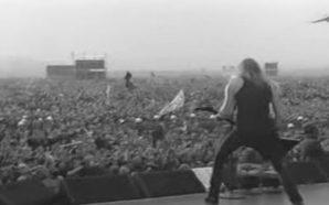 Metallica Moscow 1991