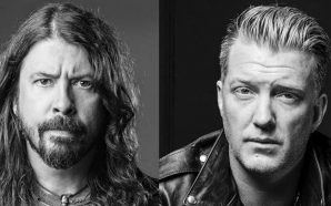 Dave Grohl y Josh Homme