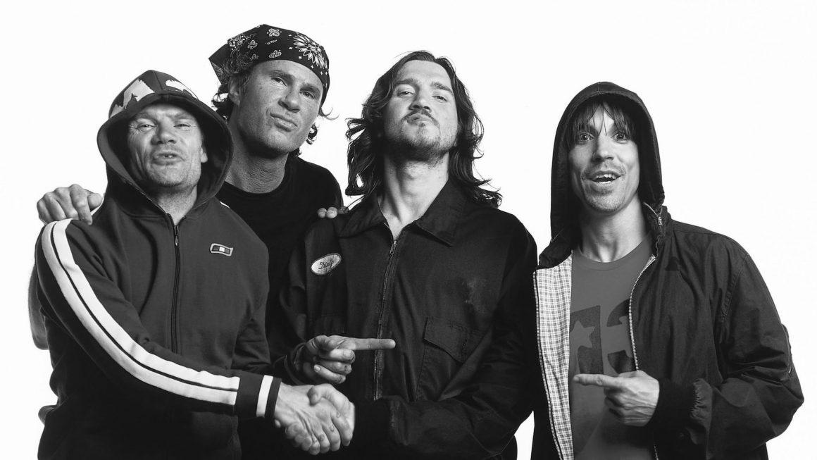 Red Hot Chili Peppers con John Frusciante