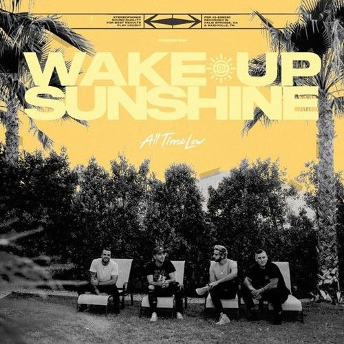all time low wake up sunshine
