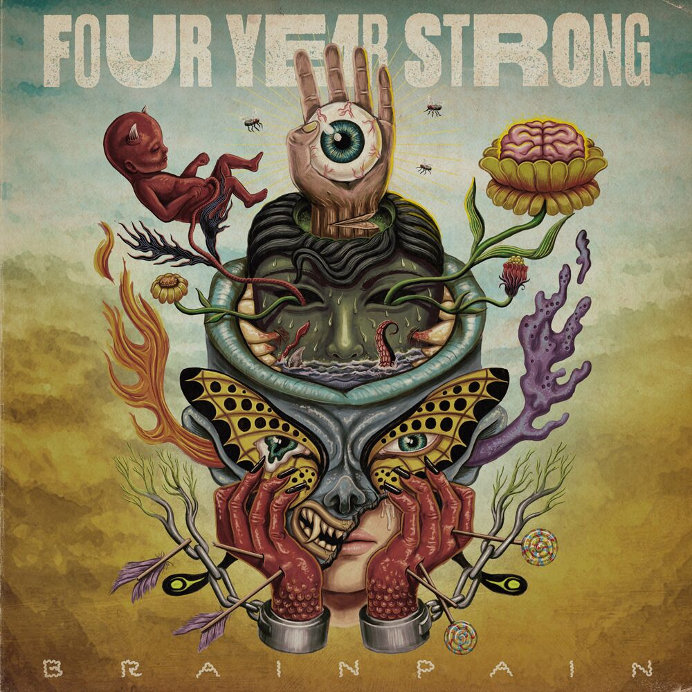 four year strong brain pain