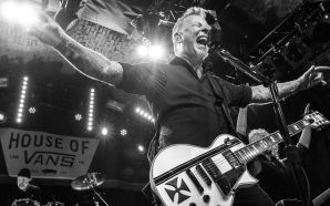 Metallica en el House Of Vans de Londres en 2016