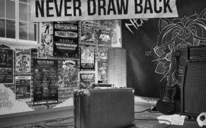 Never Draw Back – The Journey Is What Matters