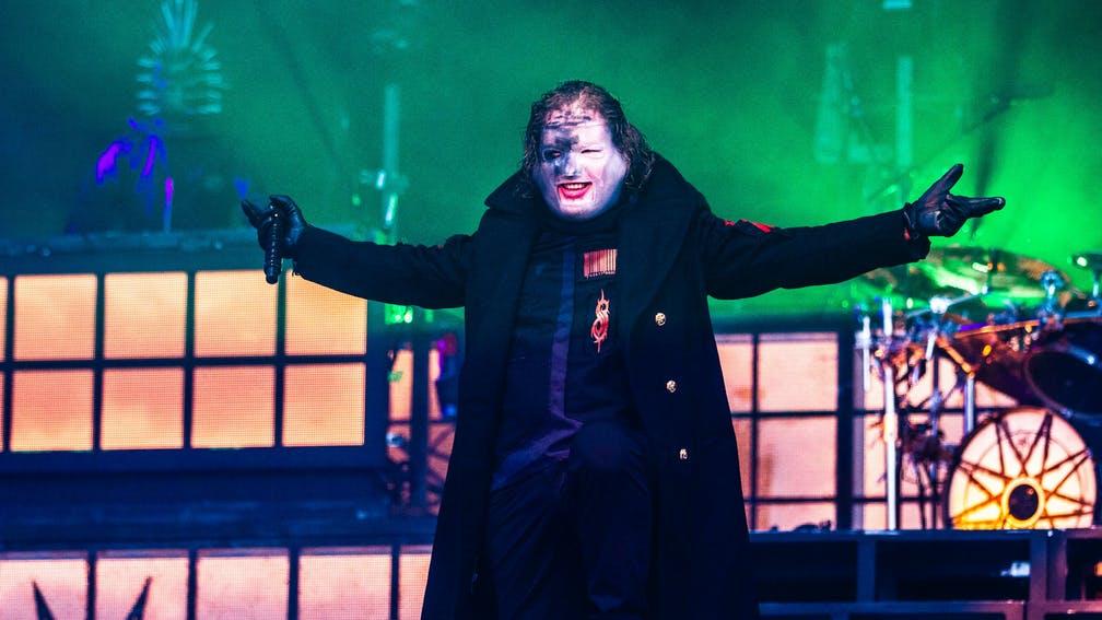 Corey Taylor de Slipknot